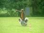 Zughunde beim VdH Hagenbach 01.05.2014
